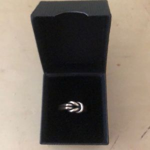 James Avery Lovers Knot ring